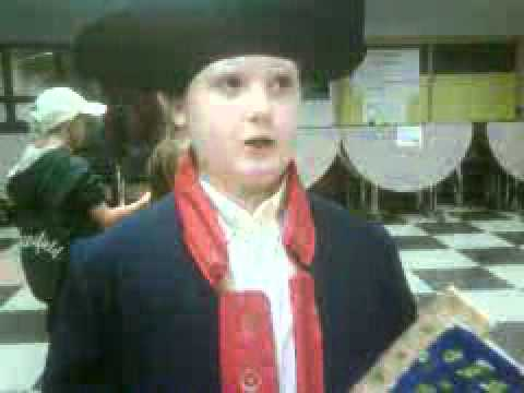 Becky as Deborah Sampson.3GP