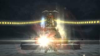 【FF14】戦士変身用マクロ改