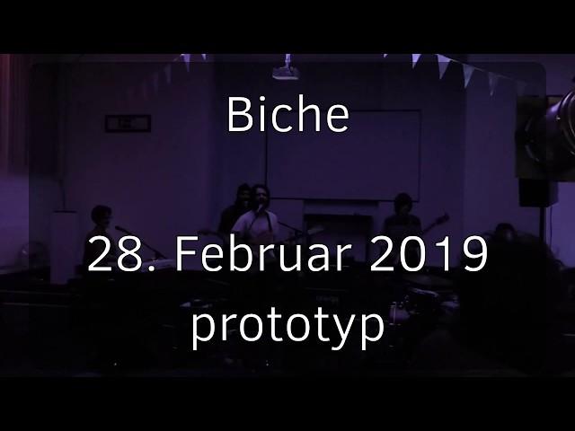 20190228 - prototyp - Biche