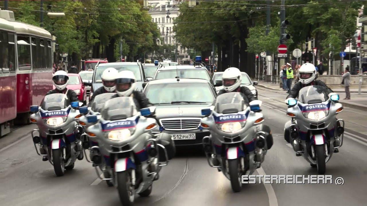 Polizeieskorte