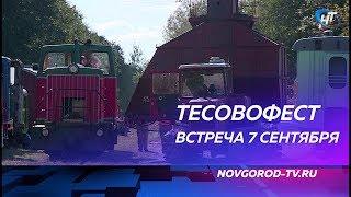 Подготовка к субботнему фестивалю ретро техники в Тесово Нетыльском близится к завершению