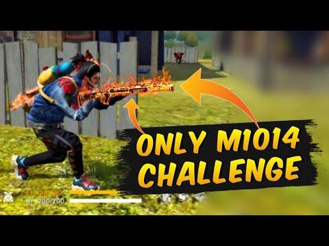 Only M1887 Challenge - Best ShotGun in FreeFire? technical gamer