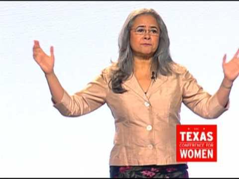 Esmeralda Santiago - Texas Conference for Women 2013