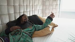 Marshawn's Big Ass Bed