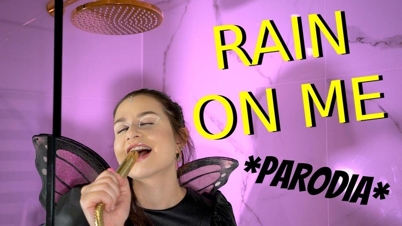 """""""RAIN ON ME"""" Ariana Grande i Lady Gaga *PARODIA TEKSTU PIOSENKI*"""