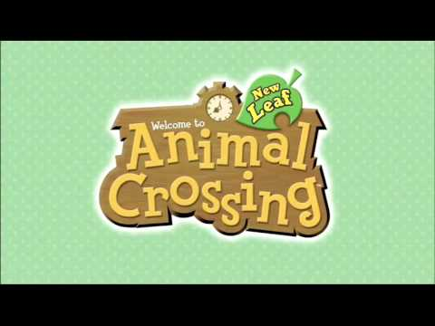Animal Crossing New Leaf  1AM Rain Rain Ver Extended