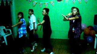 One Day - Charice (Dancing with charice