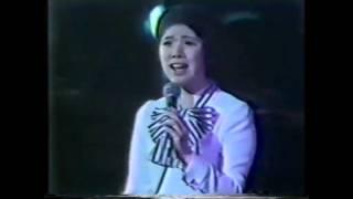 """今日も笑顔でこんにちは""""は、森昌子さんが、五周年・歌舞伎座公演で 爽..."""