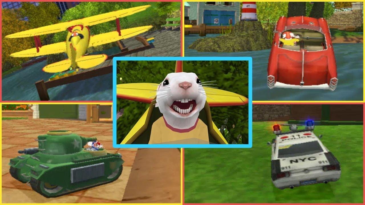 Stuart Little 3 Big Photo Adventure Ps2 All Vehicles Wishingtikal Let S Play Index