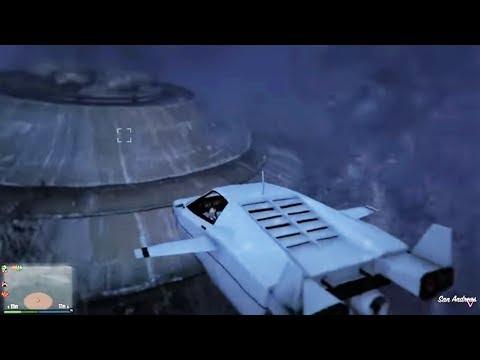 COCHE SUBMARINO EN GTA V + PRIMERA MISIÓN (NUEVO DLC)