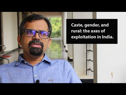 Caste, gender, and rural: the axes of exploitation in India.