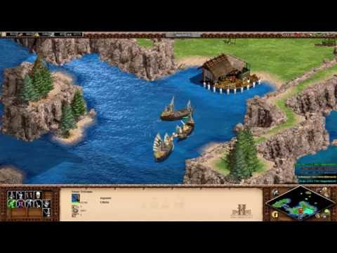 Let's Play AoE2: The Conquerors #70 - Kyoto (German)