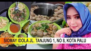 Nikmatnya Siomay Idola di Palu, Yuk Coba !!