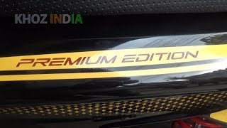 ALL NEW TVS VICTOR PREMIUM EDITION FULL WALK AROUND REVIEW
