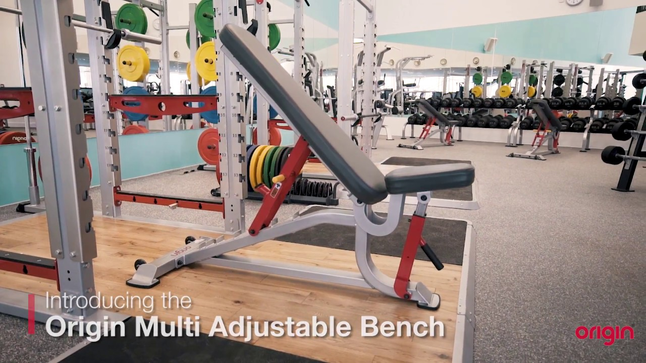 Origin Fitness Multi Adjustable Bench Youtube