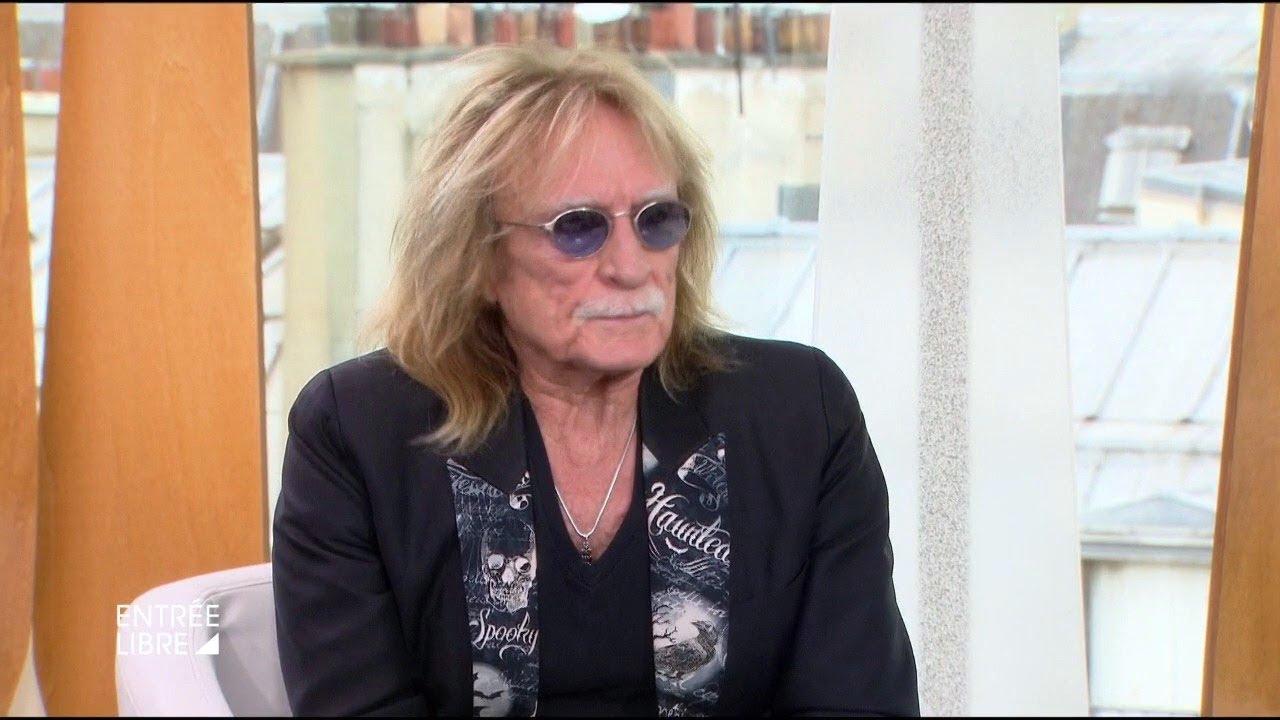 Portrait et interview de Christophe