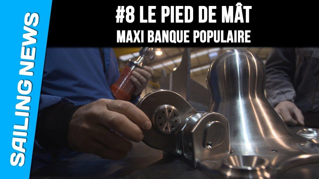 4d1219e92ca 8 - Le Pied de Mât - Maxi Banque Populaire - YouTube