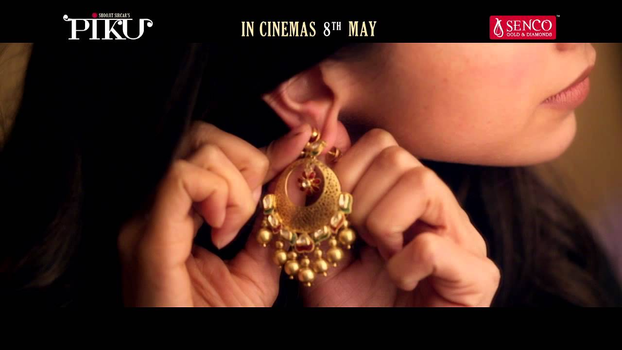 Piku jewellery collection by Senco Gold and Diamonds - YouTube