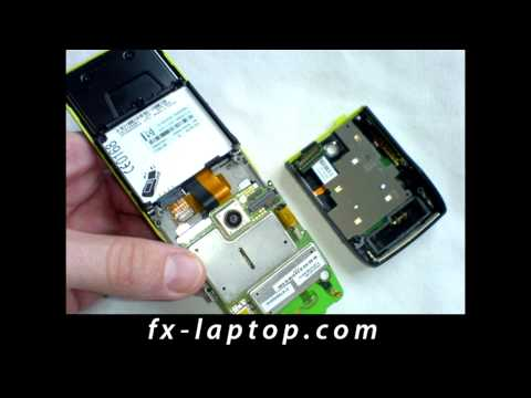Disassembly Motorola RIZR Z8 - Battery Glass Screen Replacement