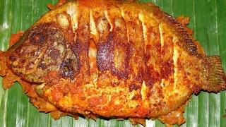 VILLAGE WOMEN MAKING GOLD FISH FRY | Traditional Village Foods