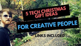 5 easy tech Christmas gift ideas for 2017 that are creative and fun