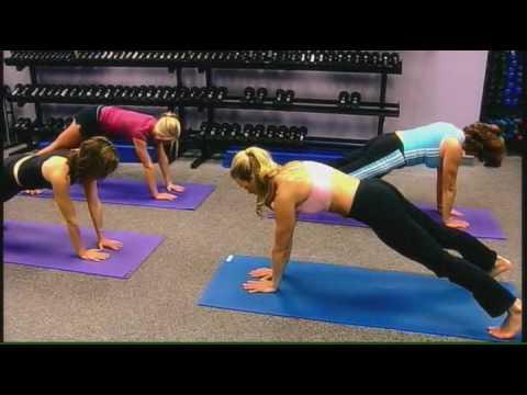 Twenty Minute Pilates Class