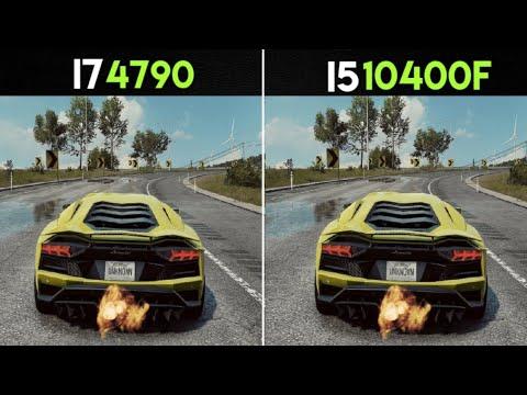 i7 4790 vs i5 10400F | RTX 2080