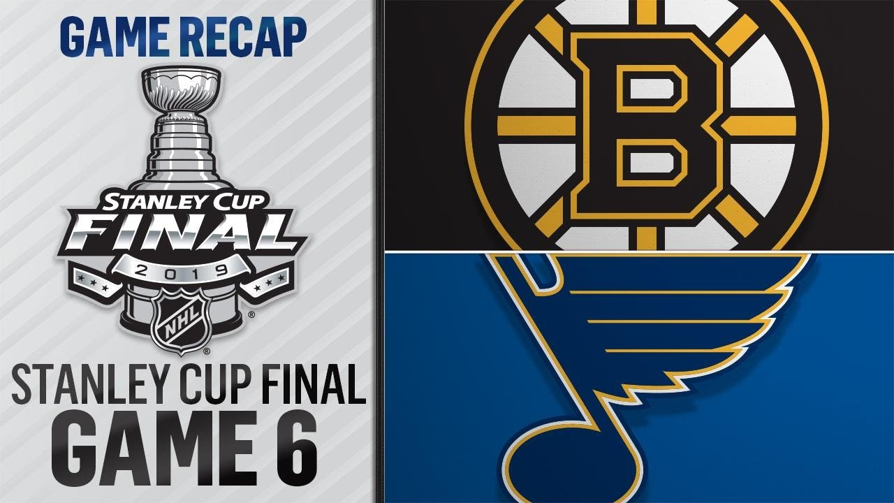 3 things the Bruins must do to beat the Blues in Game 7
