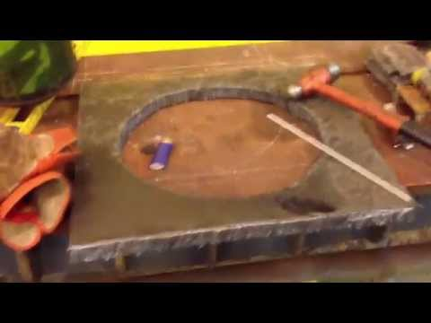 Kaplan rod hydro turbine
