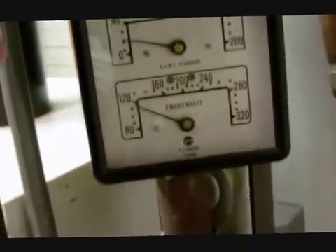 Replacing Boiler Temperature Pressure Gauge Tridicator - YouTube