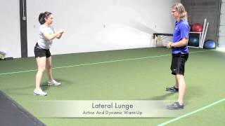 Prince Chiropractic - Warm Up Exercises Part 1