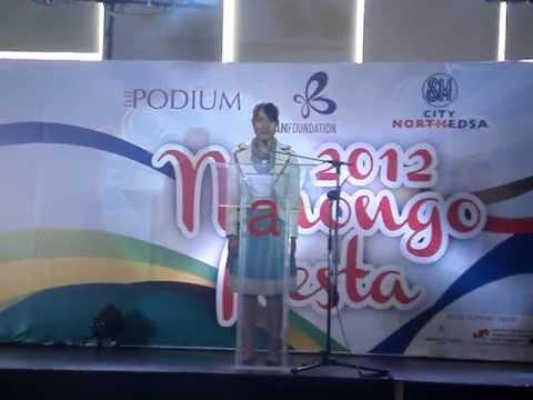 39th Nihongo Speech Contest Grand Prize Winner Manila Philippines