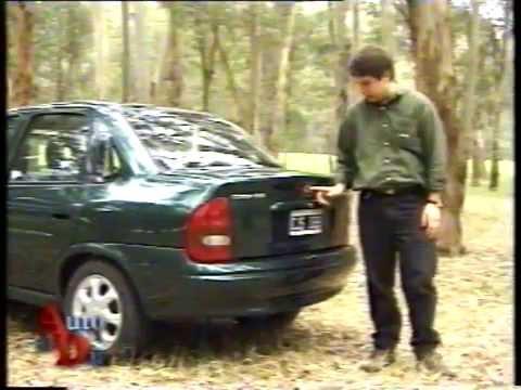 TEST CHEVROLET CORSA GLS 1 7 D 1998 AUTO AL DÍA