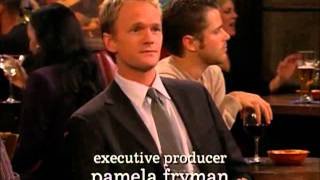 How I Met Your Mother beste Szenen Staffel 1