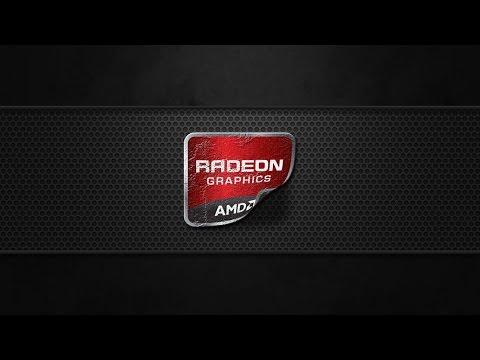 увеличение работоспособности видеокарты AMD