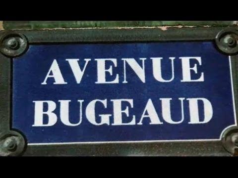 Avenue Bugeaud Paris Arrondissement  16e