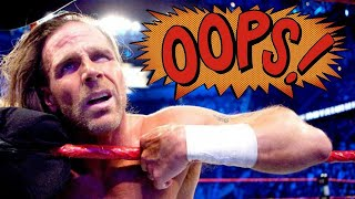 7 WWE Royal Rumble Eliminations That Were NEVER SUPPOSED TO HAPPEN!