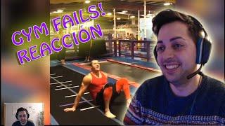 Reaccionando a SPORT FAILS! xD