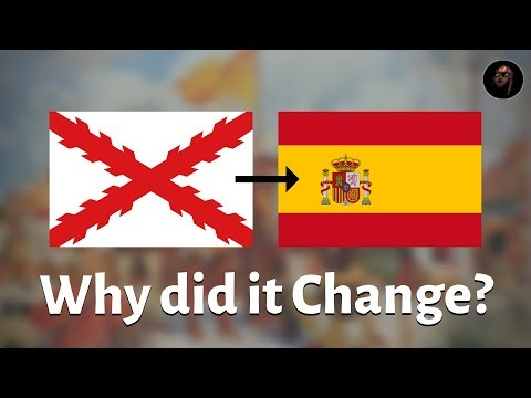 What Happened To The Old Spanish Flag?