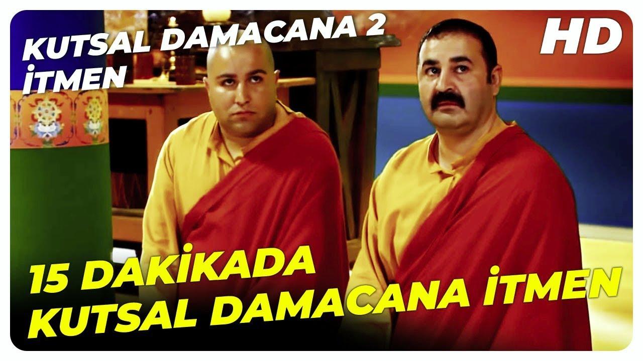 15 Dakikada Kutsal Damacana 2: İtmen | Şafak Sezer Türk Komedi Filmi