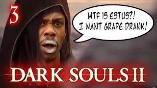 Dark Souls 2 Gameplay - Emerald Herald - Walkthrough Part 3
