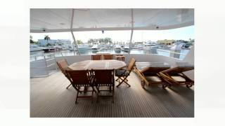 1996 90' M/Y ROSA EXPEDITION YACHT FOR SALE PROMO