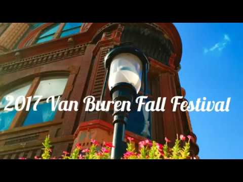 2017 Van Buren Arkansas Fall Festival
