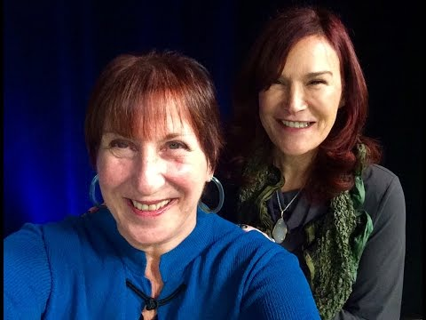Get Your Voice Out There - Marushka Glissen, Guest - Street Retreat; Roberta Chadis, Host