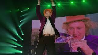 Macklemore Willy Wonka Victoria Warehouse 30 03 18