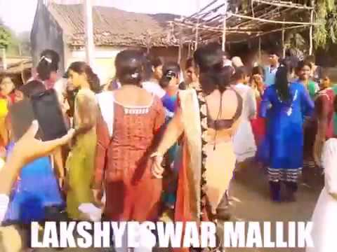 SAMBALPURI DANCE IN VILLAGE