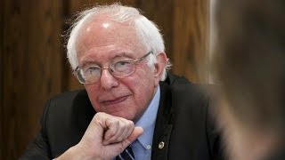 Sanders speaks on democratic socialism