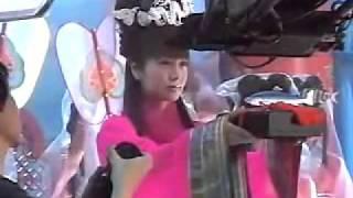 uteリーダー矢島舞美出演CM(アフラック)