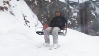 ドカ雪! Qooちゃんの 京都 広河原スキー場 突撃レポート