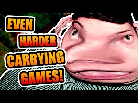TWP - CARRYING HARDER GAMES!